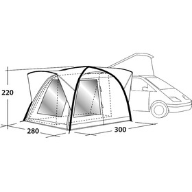 Outwell Milestone Pace Air Tent